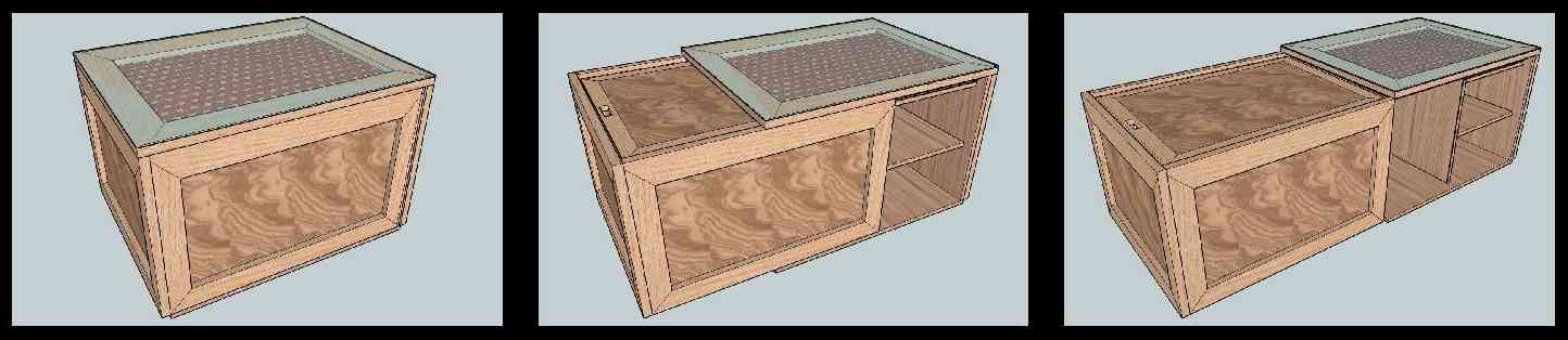 Exemple De Couleur De Peinture Pour Salon : meuble tv dangle vitre avec plateau de rangements